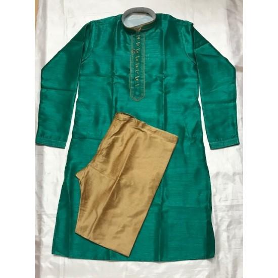 Men's  Designer Kurta pyjama  for festival wear